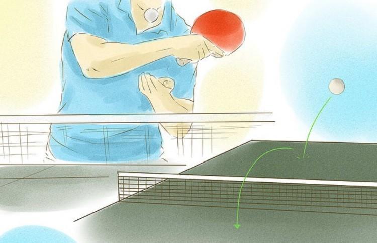 Настольный тенис правила