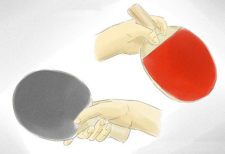 Правила игры в настольный теннис фото