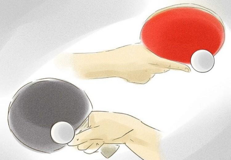 Настольный теннис картинки
