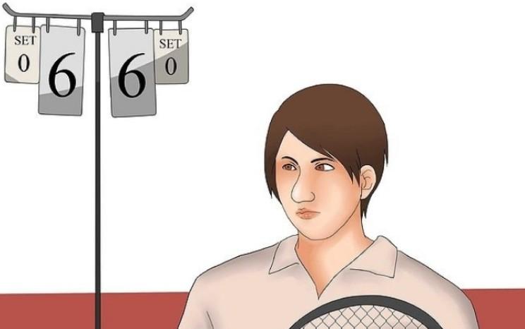 Теннис уроки