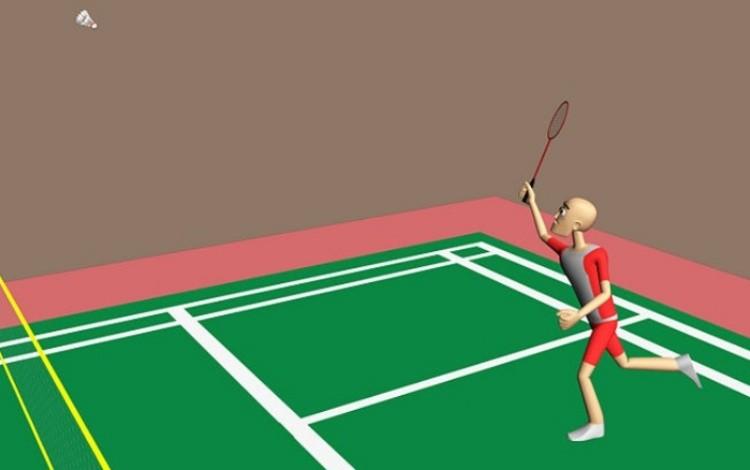Бадминтон спорт