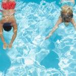 плавать кролем на спине