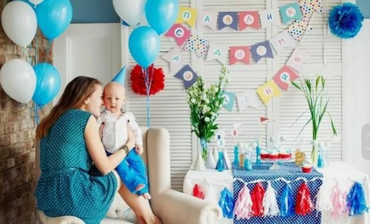 День рождение ребенка