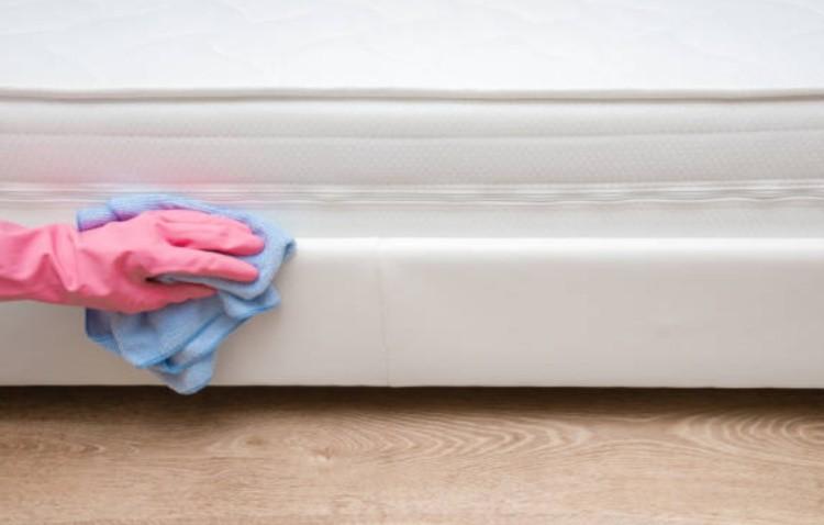 Как почистить матрас