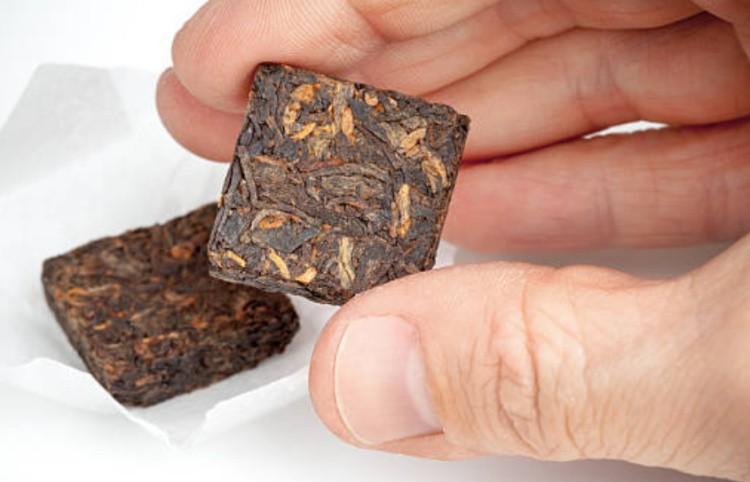 Элитный китайский чай пуэр