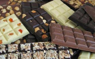выбрать настоящий качественный шоколад