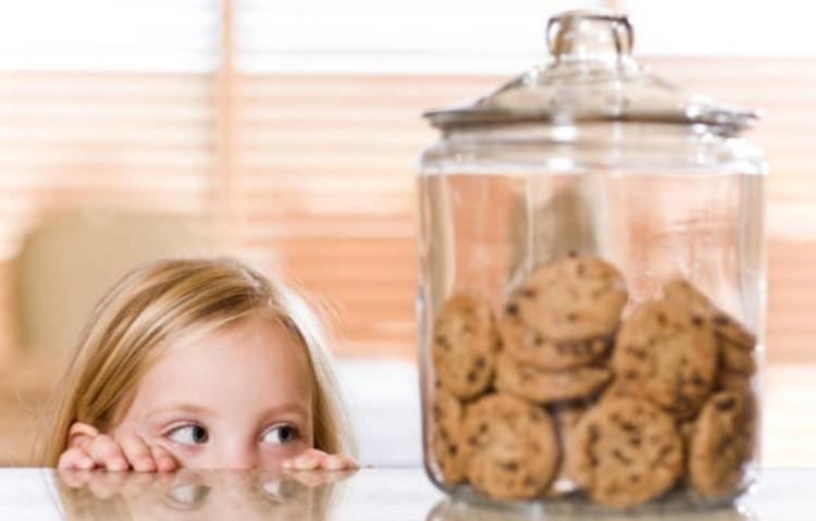 сладкий подарок для ребенка печенье